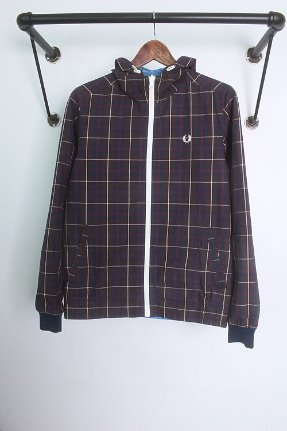 "FRED PERRY (S~M) ""reversible"""
