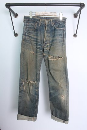 "DENIME (28~30) "" 178 A type selvage DENIM"""